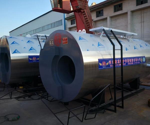 DZL生物质热水锅炉