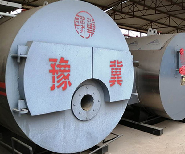 山西介休义棠煤矿2吨燃气低氮热水锅炉