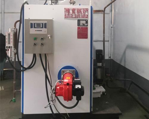 卧式燃油燃气蒸汽发生器