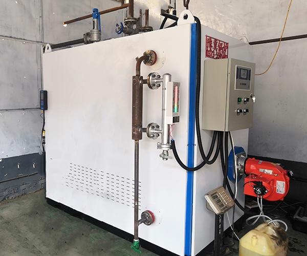 300公斤蒸汽发生器装车发货