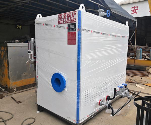 濮阳刘五辈驴肉馆 1台一吨燃气蒸汽发生器和一台0.3吨燃气蒸汽发生器