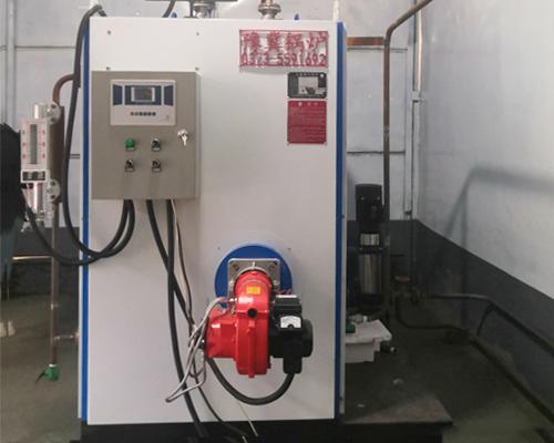 山东天意机械PC生产线 0.5吨蒸汽发生器
